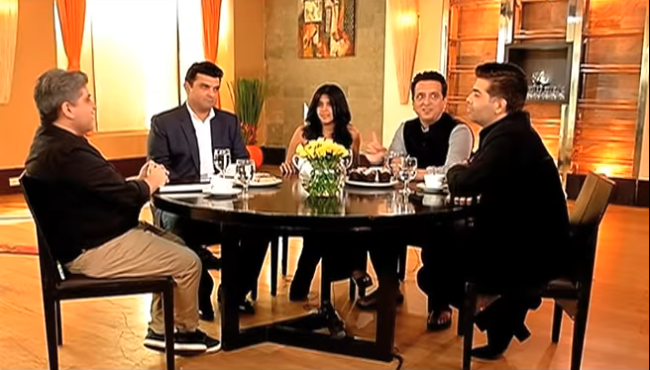 The Producers Roundtable 2014 with Rajeev Masand (Part 1 of 4)
