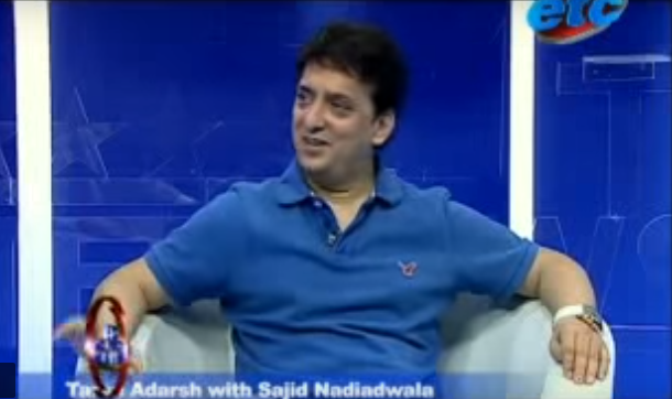Sajid Nadiadwala PART 2 - ETC Bollywood Business