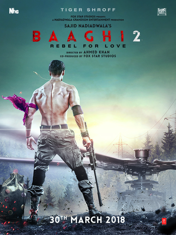 Baaghi 2 | Nadiadwala Grandson Entertainment