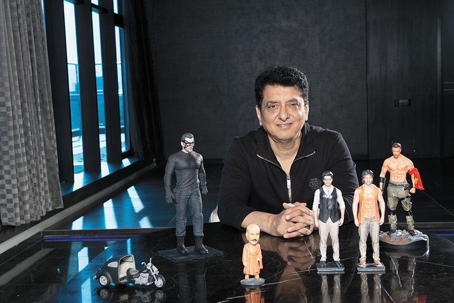 Sajid Nadiadwala box office badshah, the top bollywood producer - Forbes India