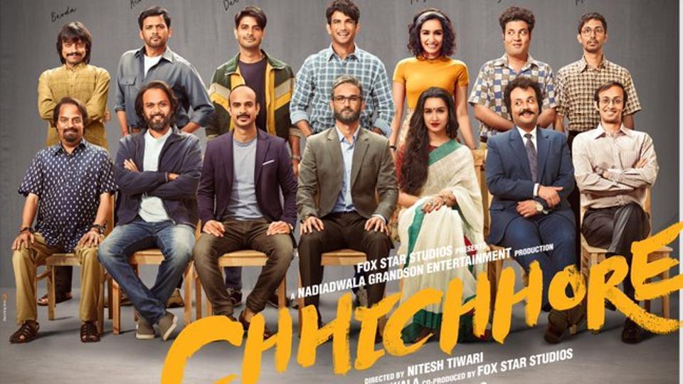 Chhichhore is my gift to my sons Subhan and Sufyan says Sajid Nadiadwala 1