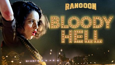 Rangoon Bloody Hell