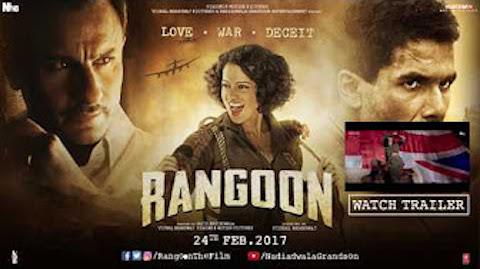 Making of Rangoon Trailer