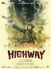 Highway movie starring Randeep Hooda and Alia Bhatt produced by Sajid Nadiadwala