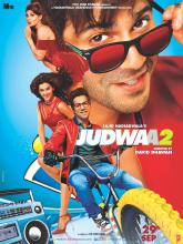 Judwaa 2 movie stars Varun Dhawan and Jacquelin Fernandez