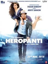 Heropanti movie stars Tiger Shroff, Kriti Sanon directed by Sajid Nadiadwala