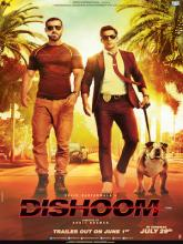 Dishoom Movie - Starring Varun Dhavan, John Abraham, jacqueline fernandez,