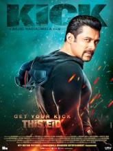 kick action movie starring Salman Khan with Jacqueline Fernandez, Nawazuddin Siddiqui, Shiv Gajra, Randeep Hooda directed by top bollywood producer Sajid Nadiadwala